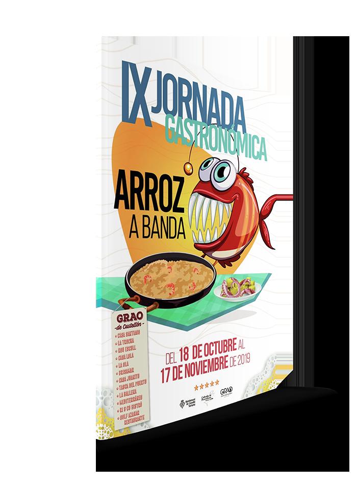 IX Jornada gastronomica arroz a banda