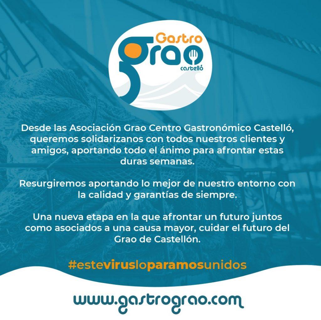 Grastrograo coronavirus