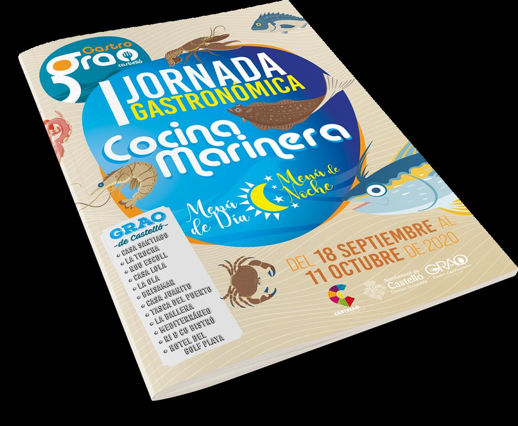 I Jornada Gastronómica de Cocina Marinera del Grao