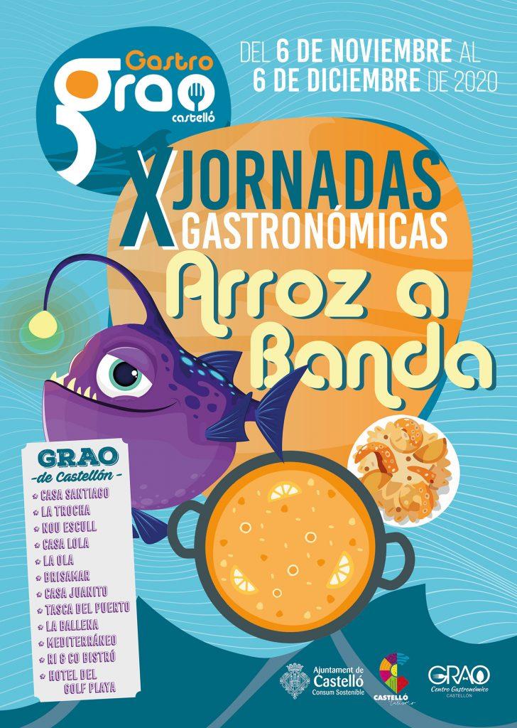 X jornadas Gastronómicas Arroz a Banda