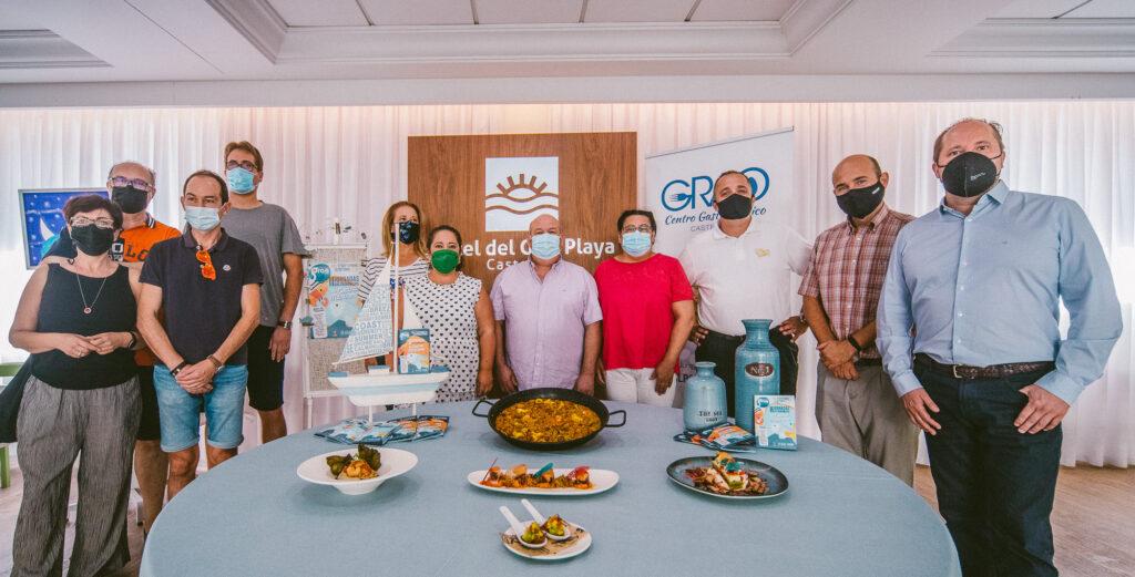 presentación II Jornadas cocina marinera